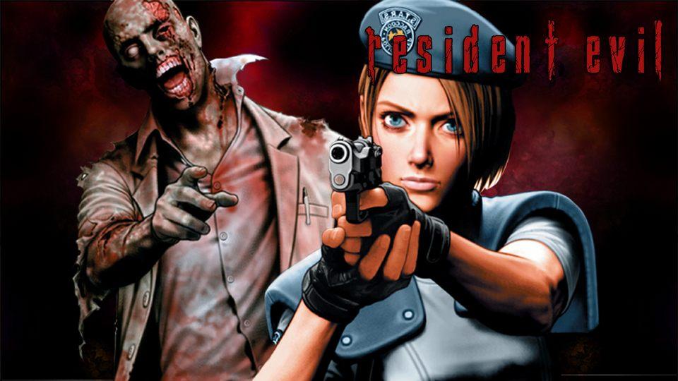 Aż strach się bać! Gramy w Resident Evil