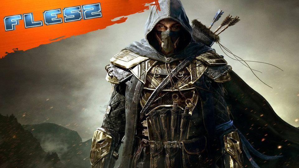 Kiedy The Elder Scrolls Online trafi na konsole? FLESZ � 19 listopada 2014