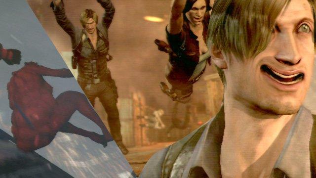 Na Luzaku: Resident Evil 6