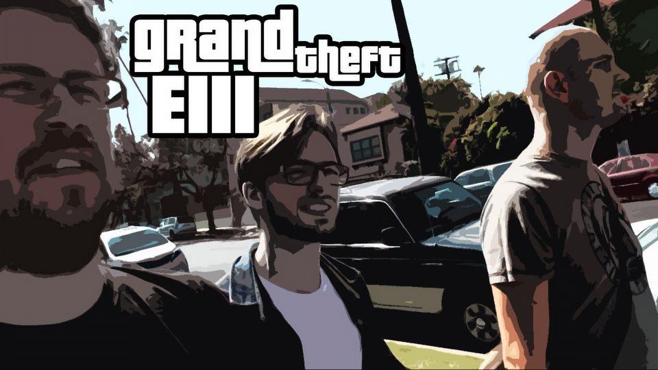Grand Theft EIII - 3 zbir�w z Polski kontra Ameryka