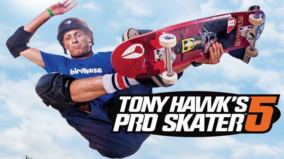 Wideorecenzja Tony Hawk Pro Skater 5! Seria zalicza gleb�
