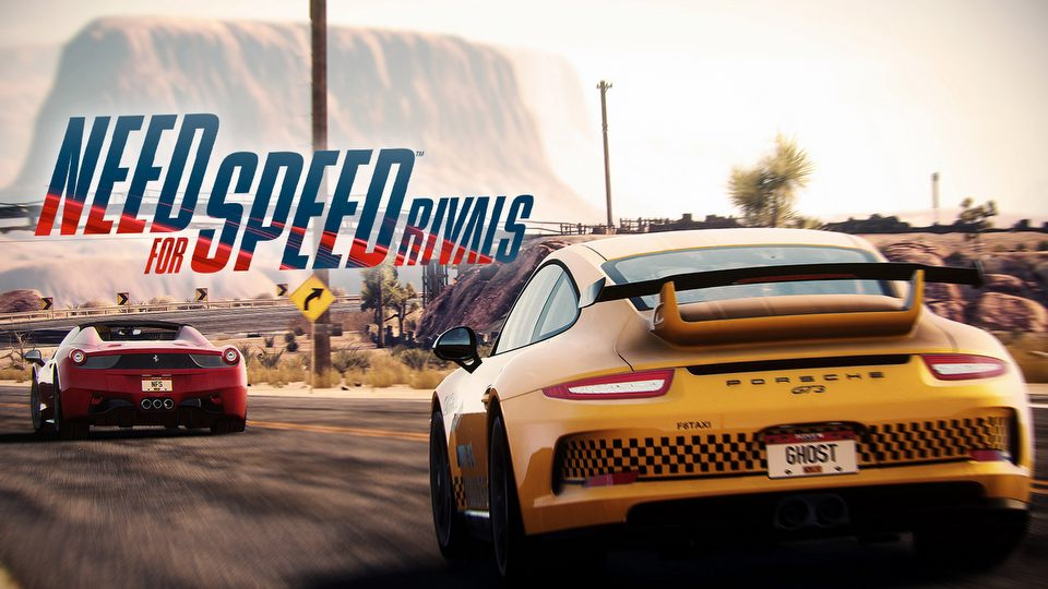 Need for Speed Rivals - jak wygl�da gra online?