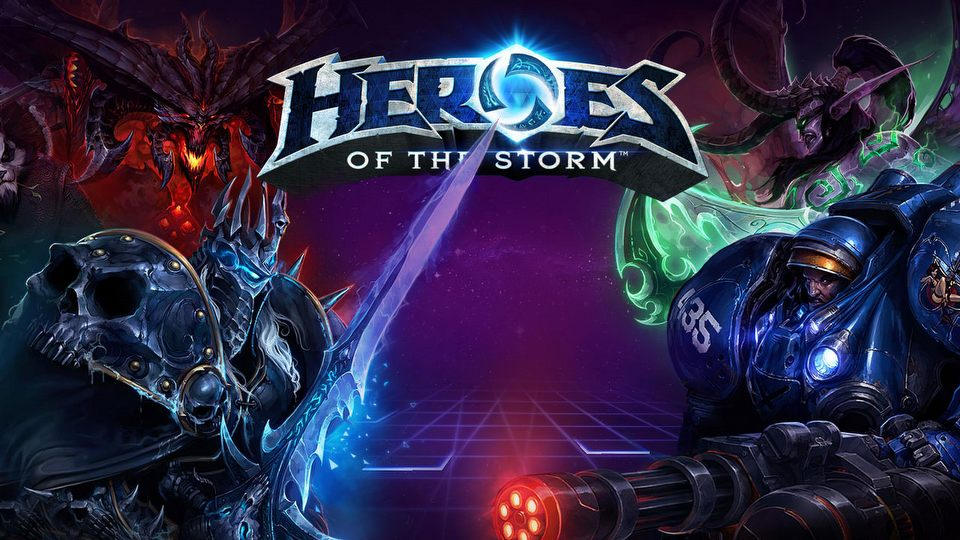 Test wersji beta Heroes of the Storm - kolejny szturm Blizzarda na model free-to-play