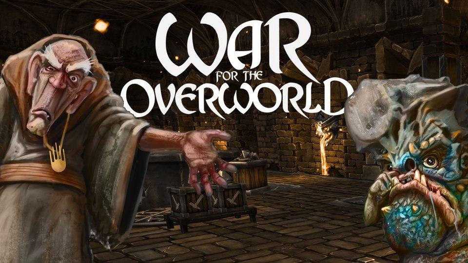 Herosi maj� przechlapane - testujemy War for the Overworld