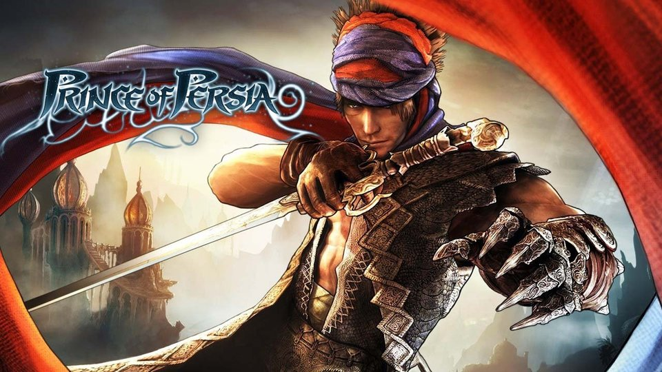 Zima z Padem - Prince of Persia