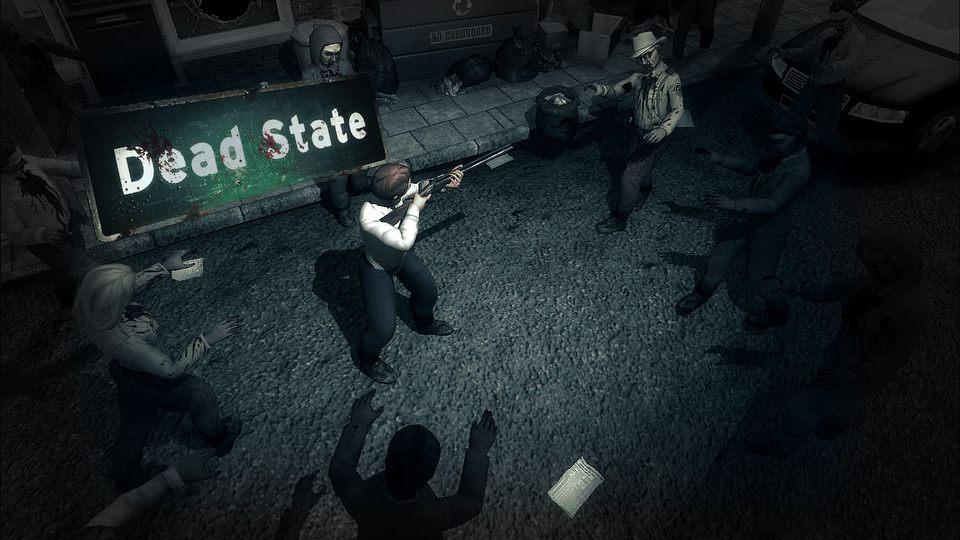 Testujemy Dead State - klasyczny RPG ko�lawy jak zombie