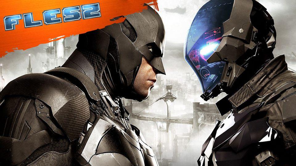 Pecetowy Batman: Arkham Knight wreszcie naprawiony? FLESZ - 26 listopada 2015
