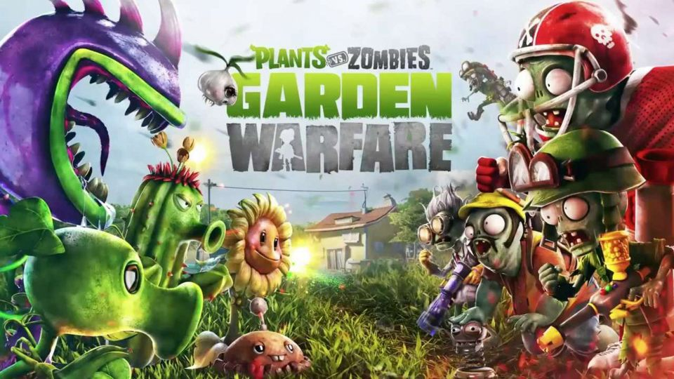 Gramy w Plants vs Zombies: Garden Warfare