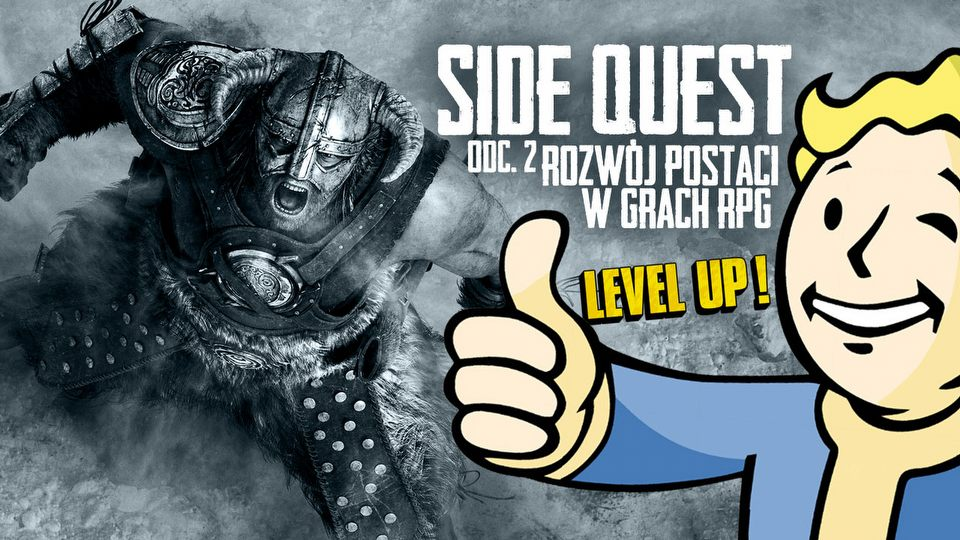 Side Quest #2 - rozw�j postaci w grach RPG