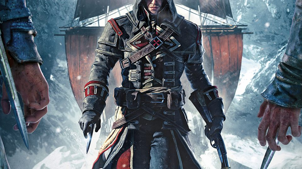 Gramy w Assassin's Creed: Rogue - polowanie na asasyn�w czas zacz��!