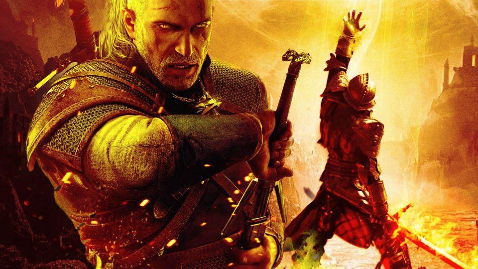 Wied�min 3 kontra Dragon Age: Inkwizycja - wybory i konsekwencje