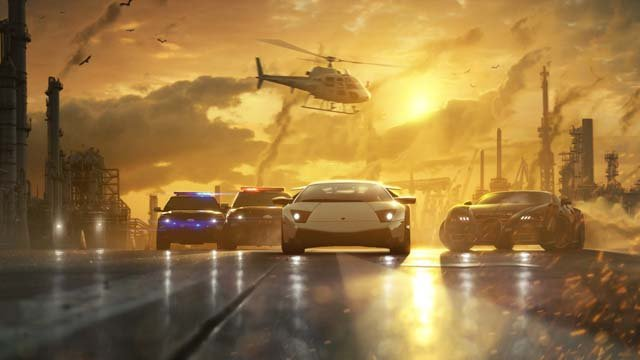 Tryb multiplayer w Need for Speed: Most Wanted
