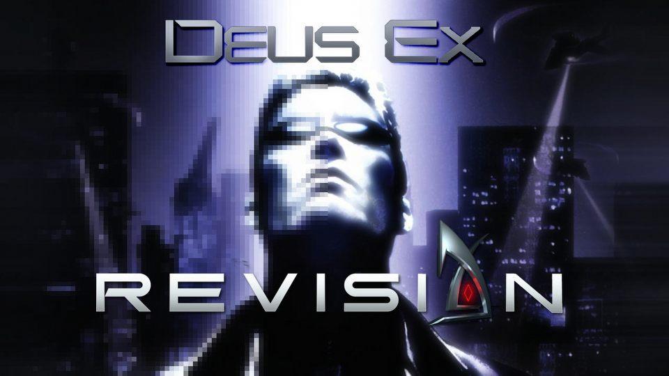 Nowe szaty klasyka - Deus Ex: Revision