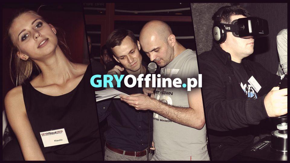 Relacja z GRYOffline.pl 2014 � jedyny taki dzie� w roku