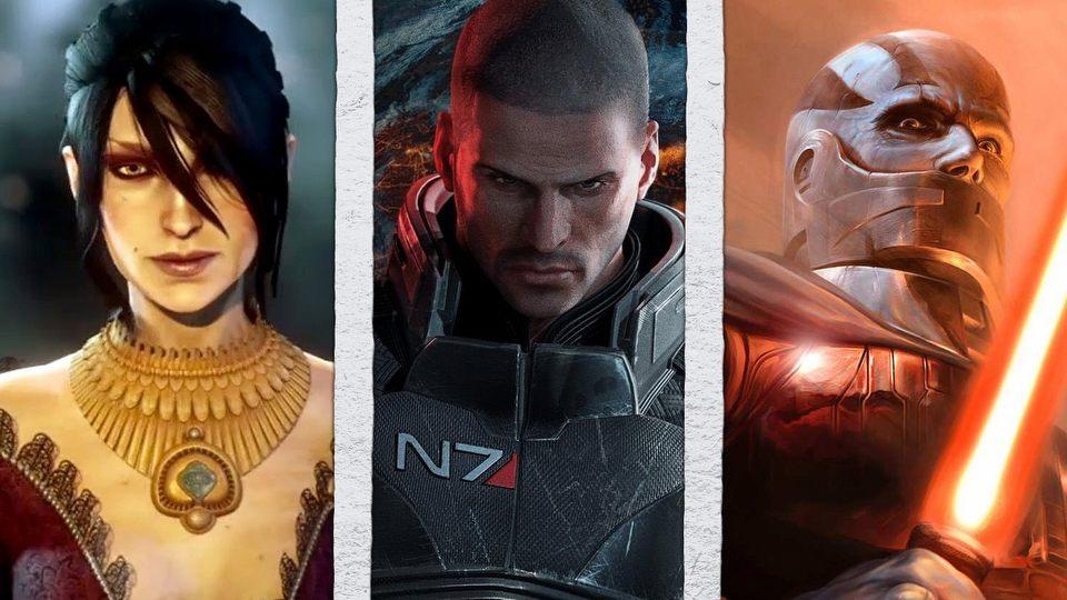 Eksperci od RPG-�w i ich dzieje - historia studia BioWare
