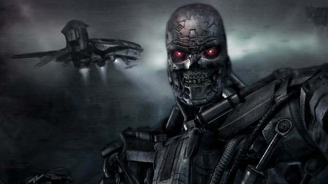 Gramy w Terminator Salvation