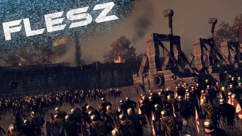 FLESZ � 30 wrze�nia 2014. Czy Mount & Blade II b�dzie �adniejsze ni� Total War: Attila?