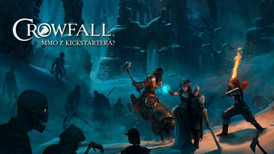MMO z Kickstartera? Crowfall - gra, w kt�rej b�d� rz�dzi� gracze