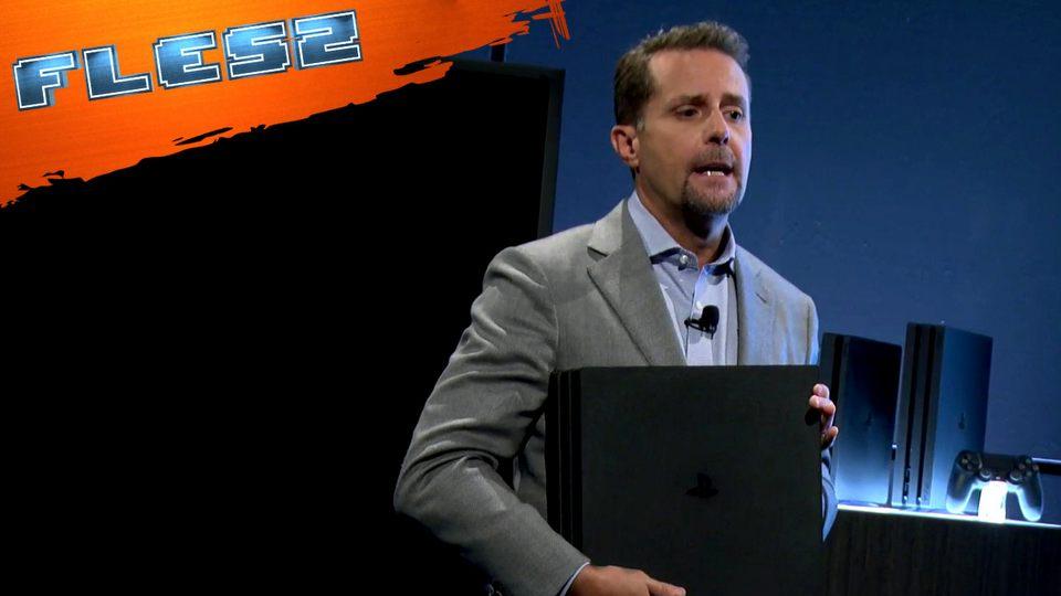 Dodatkowy procesor i pami�� w PS4 Pro � b�dzie moc? FLESZ � 25 pa�dziernika 2016