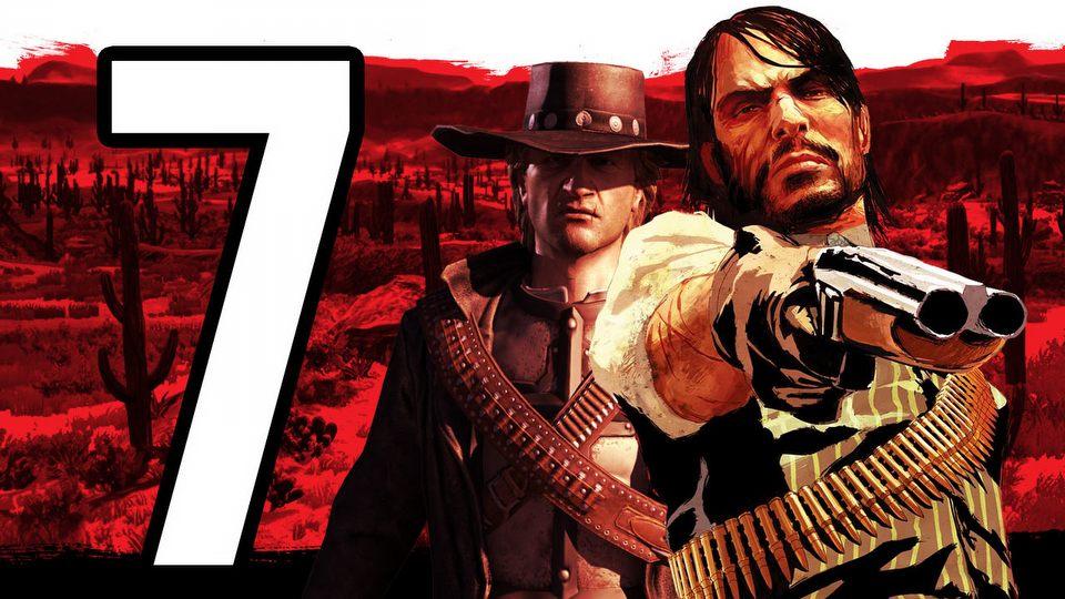 7 wspania�ych - najlepsze westerny gier komputerowych