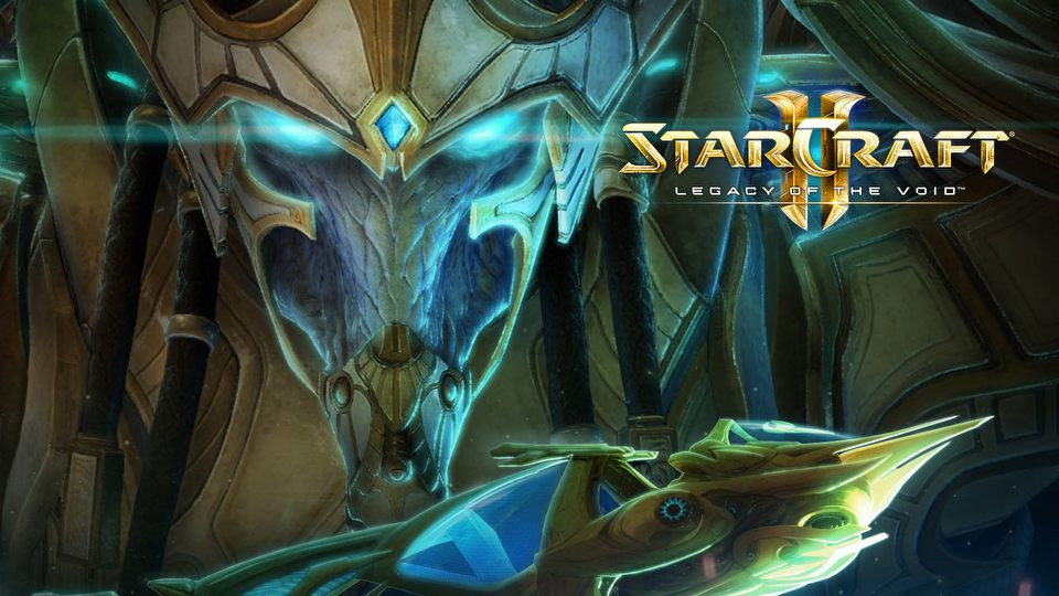 Kampania i tryb wsp�pracy - gramy w StarCraft 2: Legacy of the Void