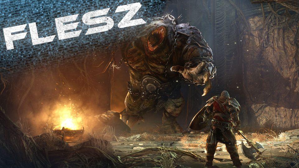 FLESZ - 24 wrze�nia 2014. Lords of the Fallen i odwieczny dylemat: PS4 kontra Xbox One
