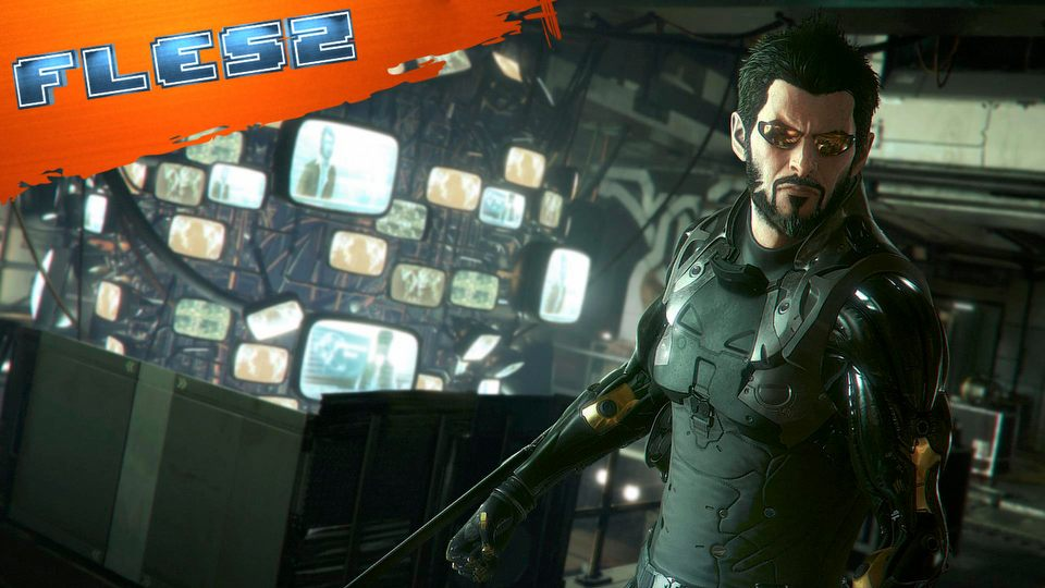 Deus Ex, Uncharted, XCOM, Final Fantasy� daty premier! FLESZ � 1 wrze�nia 2015