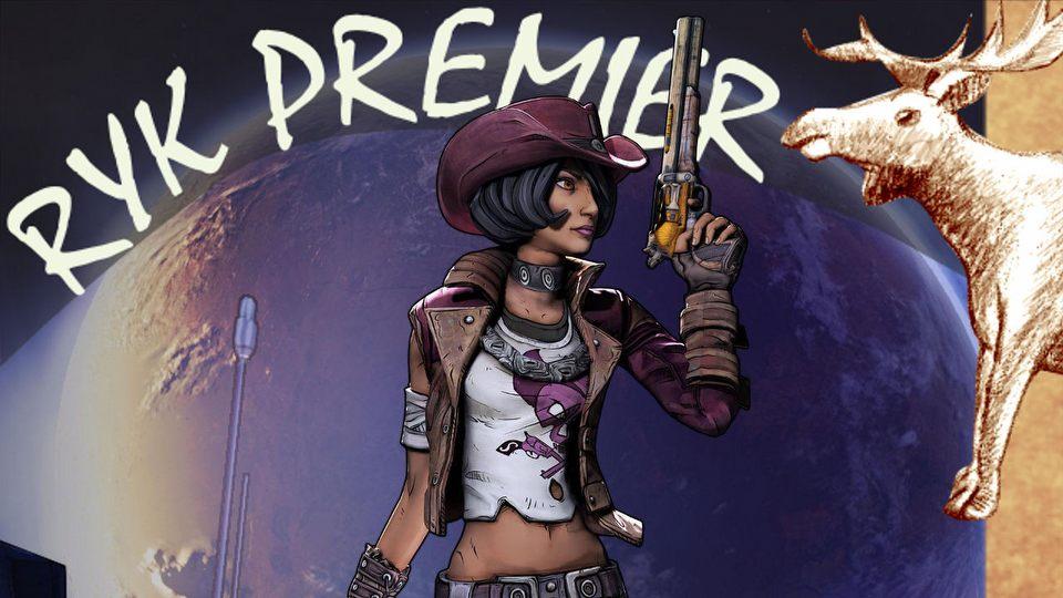FLESZ: Ryk Premier � 13 pa�dziernika 2014. Borderlands: The Pre-Sequel zaprasza na Ksi�yc