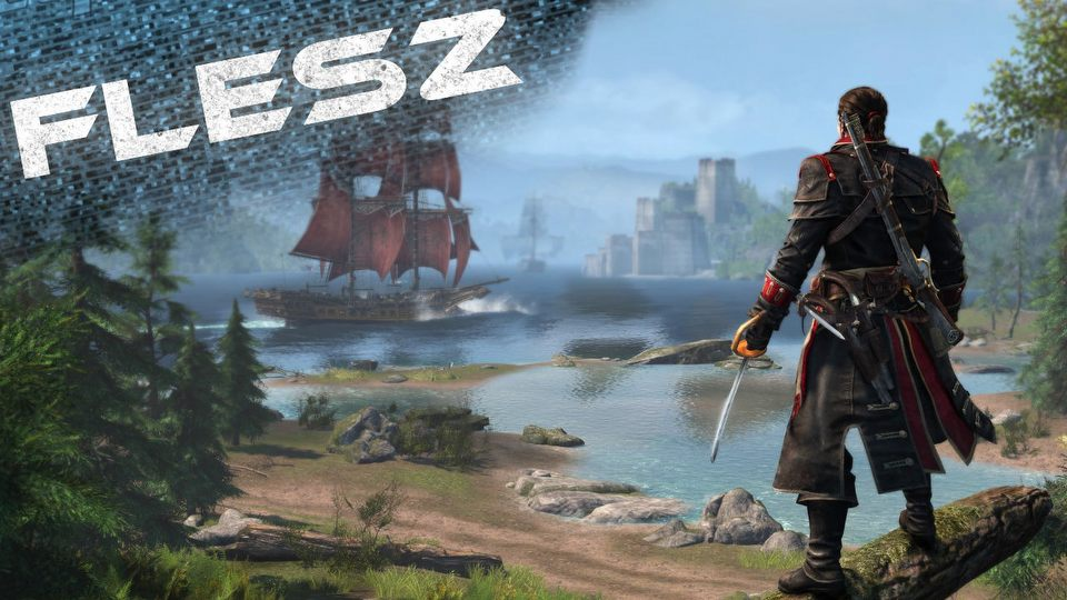 FLESZ � 17 wrze�nia 2014 � Assassin�s Creed Rogue by� mo�e trafi na PC