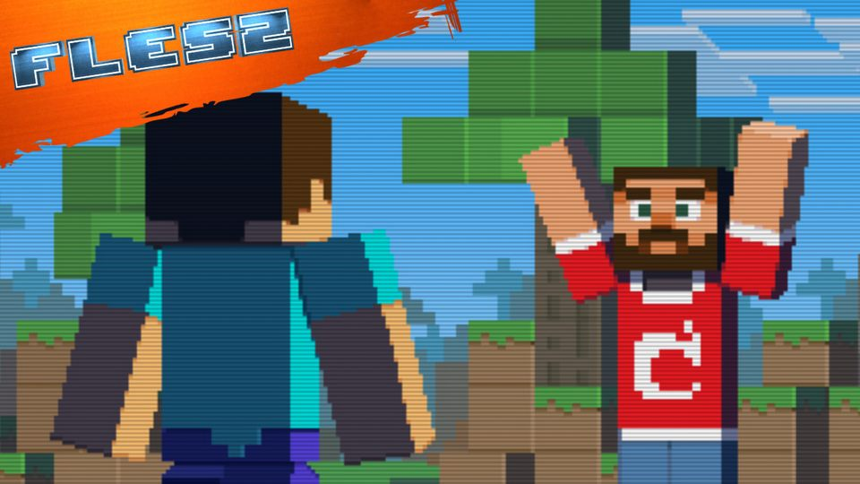 Minecraft niczym �ywe trupy i Gra o Tron. FLESZ � 19 grudnia 2014