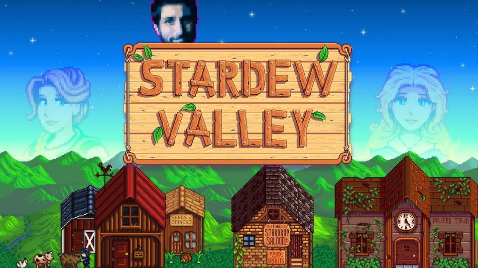 Arasz szuka żony w Stardew Valley - steamowym rolniczym fenomenie