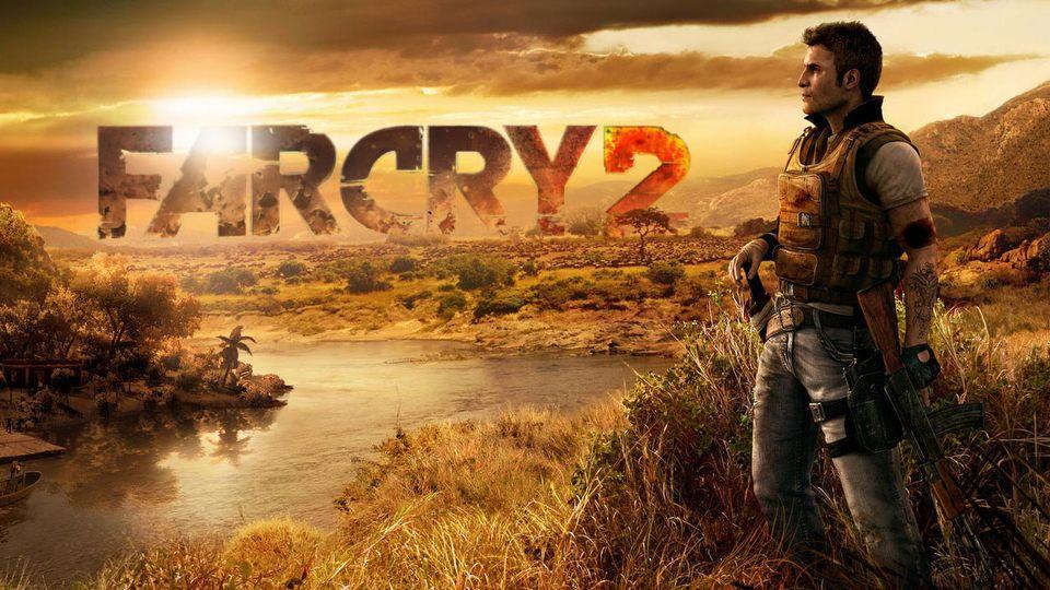 Far Cry w Afryce - z karabinem w�r�d zebr