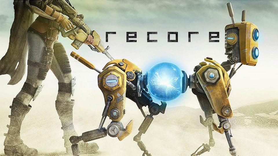 Robot z niczego - czy postapokaliptyczny Recore ma potencjał? Wrażenia z gamescomu 2016