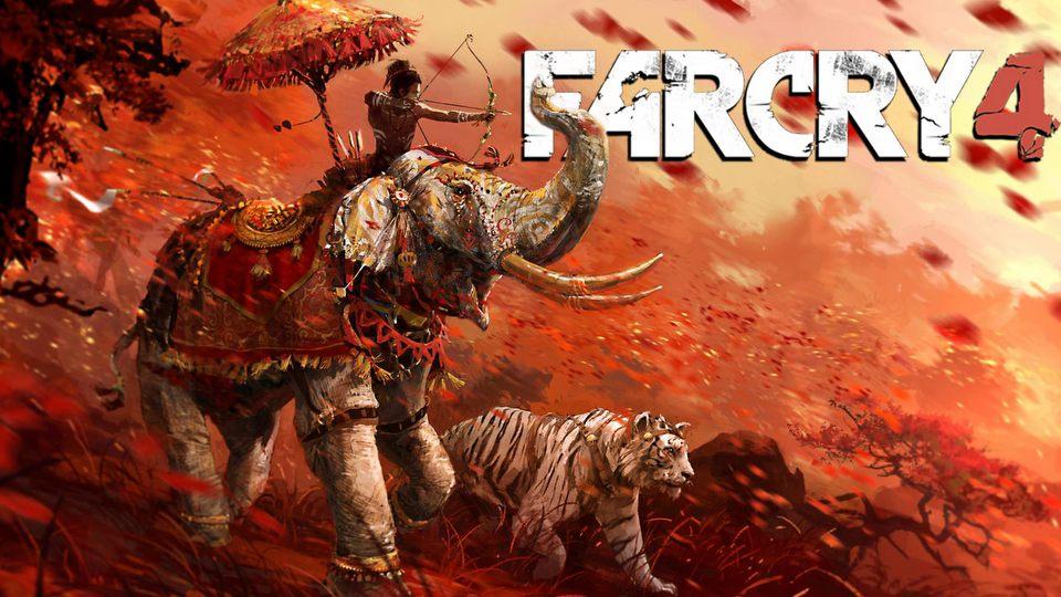 Far Cry 4 - magiczny �wiat na wyci�gni�cie r�ki