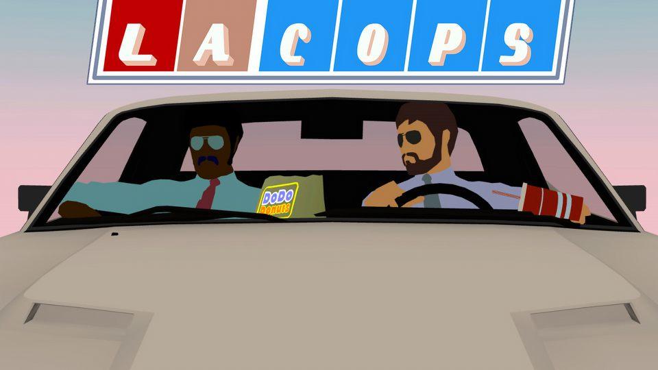 Taktyczne Hotline Miami? Oto LA Cops, czyli kop w zęby gracza