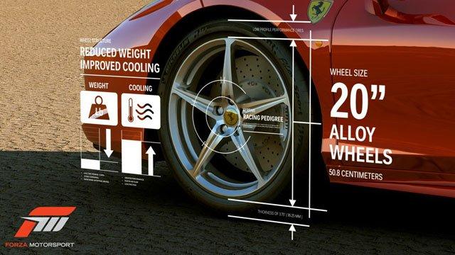 Forza Motorsport 4 - FAQ Kinect