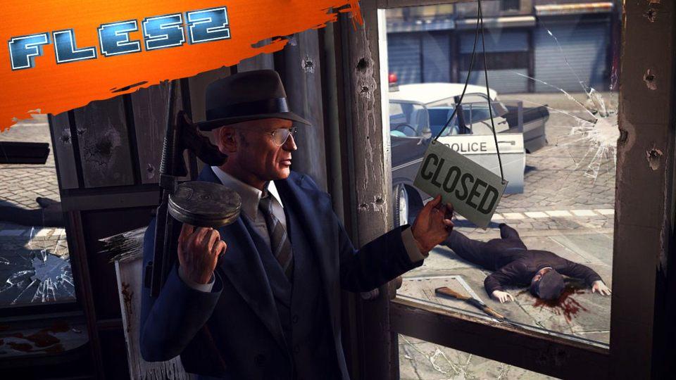Take-Two kombinuje co� w temacie Mafii III? FLESZ � 30 czerwca 2015