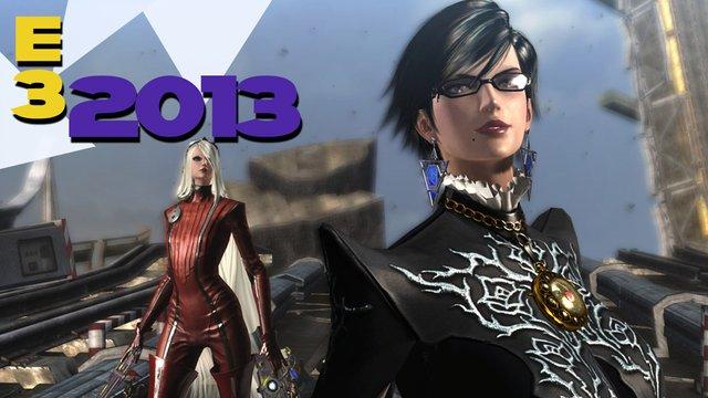 E3: Gramy w Bayonetta 2